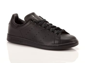 adidas stan smith nere uomo