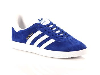 huge selection of 6aade b47b5 Adidas Gazelle blu big