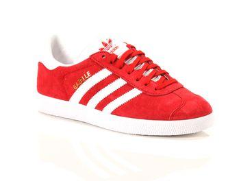 Adidas Gazelle rosso