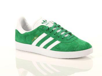 adidas gazelle uomo verdi
