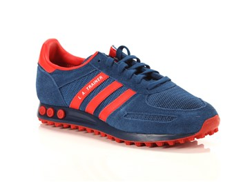 sports shoes dfbea 390d8 adidas trainer rosse