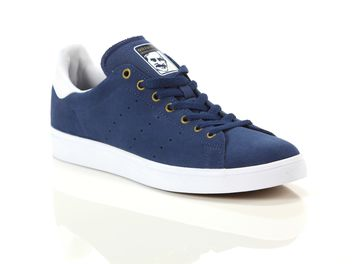 adidas stan smith blu donna