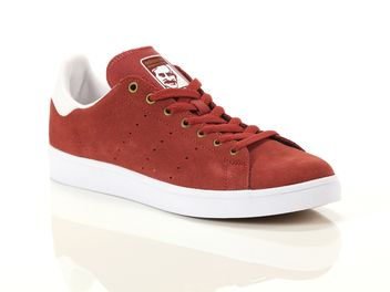 adidas stans smith rosse e bianche