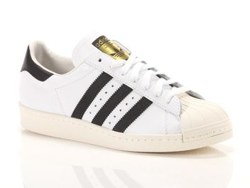 Adidas Superstar 80s bianca big