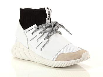 best loved 86ee2 3b4dc Adidas Tubular Doom bianca