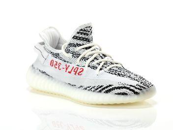 adidas yeezy zebra uomo