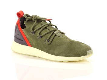 adidas zx flux verdes