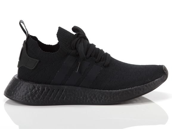 Adidas Nmd r2 triple black w Uomo By9525 | YOUSPORTY