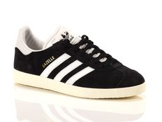 Sneakers Adidas Gazelle Black White
