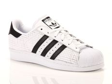 Sneakers Adidas Superstar White Black