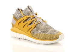 Sneakers Adidas Tubular Nova Nomad Yellow Clear Granite