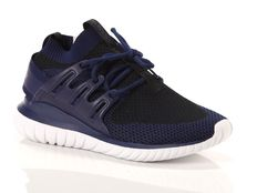 Sneakers Adidas Tubular Nova Primeknit Dark Blue Clear White