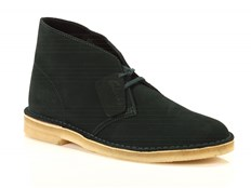 Polacchina Clarks Desert Boot Green
