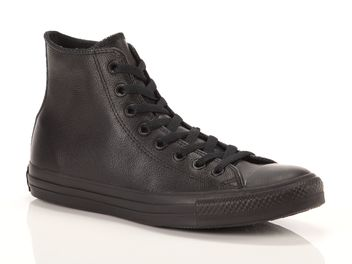 Converse All Star High Leather nera big