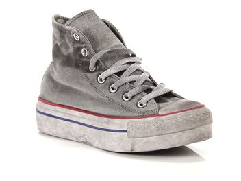converse limited edition donna platform