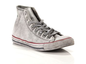 Converse Chuck Taylor All Star Hi Canvas LTD Concrete Smoke In big