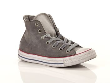 Converse Chuck Taylor All Star High Limited Edition Grey  big