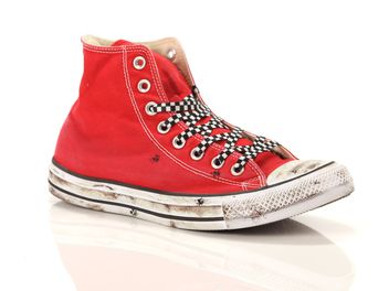 Converse Chuck Taylor All Star High Limited Edition Red  big