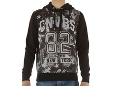 Felpa Converse FL M Sweat Aut Man Flags HD
