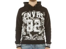 Felpa Converse Fleece Sweat Man Graphics HD