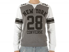 Felpa Converse Fleece Sweater Auth Man NY 28