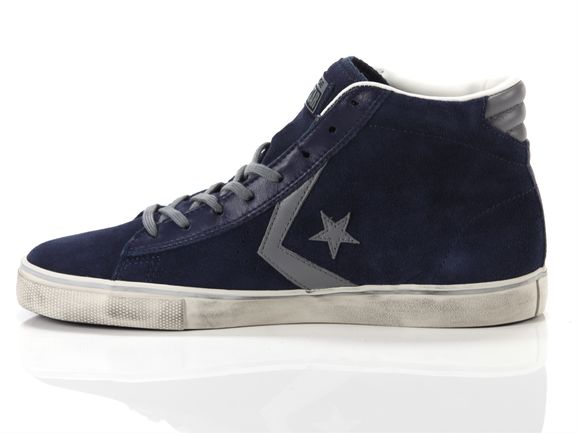 buy popular 22861 5ad71 Pro Leather Vulc Mid Suede Distressed
