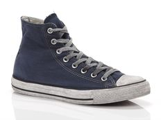 Sneaker alta Converse All Star Canvas High Limited Edition blu