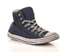 Sneaker alta Converse All Star Chuck Taylor High Canvas LTD Navy Smoke In