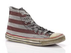 Sneaker alta Converse All Star High Limited Edition Stars and Bars