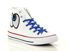 Sneaker alta Converse Chuck Taylor All Star High Canvas LTD White Tropical Patchwork