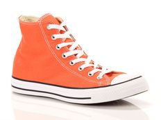 Sneaker alta Converse Chuck Taylor All Star High Canvas Seasonal Arancione