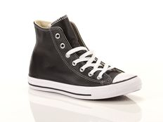 Sneaker alta Converse Chuck Taylor All Star High Leather Core Black