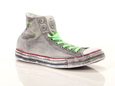 Sneaker alta Converse Chuck Taylor All Star High Limited Edition Grey Green