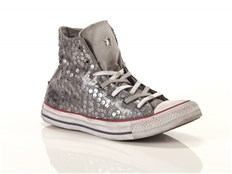 Sneaker alta Converse Chuck Taylor All Star High Limited Edition Grigio