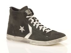Sneaker alta Converse Pro Leather LP Mid Suede
