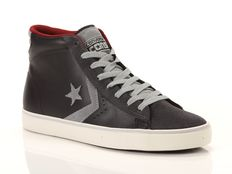 Sneaker alta Converse Pro Leather Vulc Mid Leather Suede