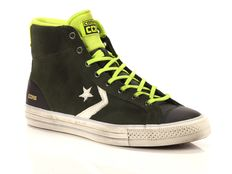Sneaker alta Converse Star Player High Suede/Leather