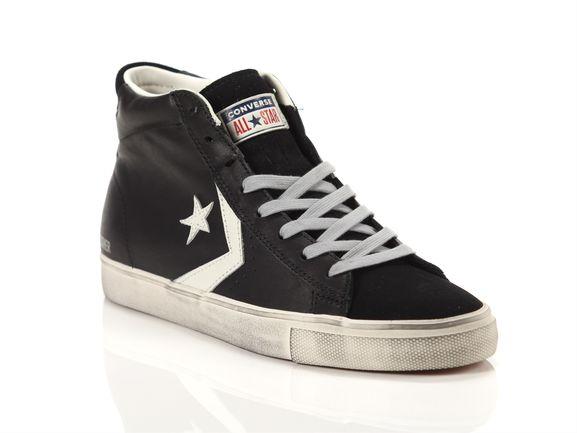 sneakers alte converse uomo