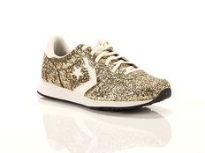 Sneakers Converse Auckland Racer Glitter Oro