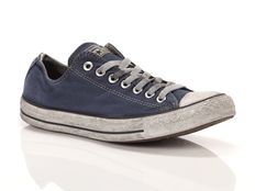 Sneakers Converse Chuck Taylor All Star Low Limited Edition blu