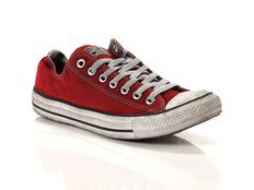 Sneakers Converse Chuck Taylor All Star Ox Canvas LTD Red Smoke In