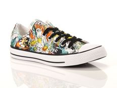 Sneakers Converse Chuck Taylor All Star Ox Canvas Print Fiori