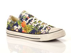 Sneakers Converse Chuck Taylor All Star Ox Canvas Print Tropical