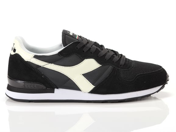 Diadora Camaro Sneaker Noir Blanc c0641