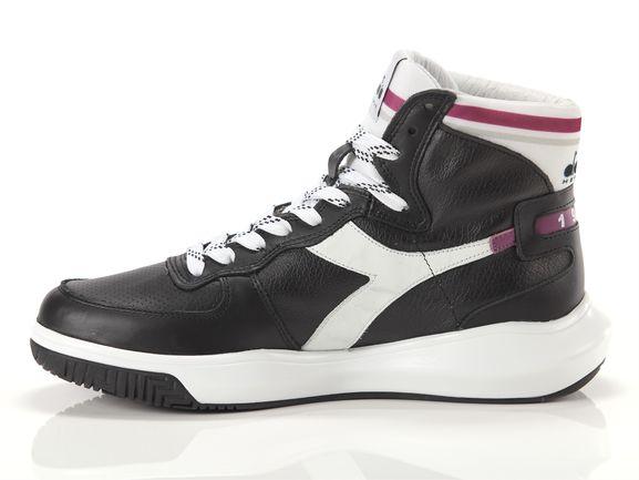 consistenza netta Garanzia di soddisfazione al 100% modellazione duratura Mi Basket H Leather MDS
