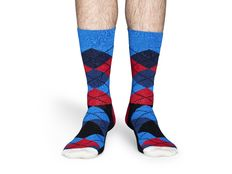 Calzino Happy Socks Argyle Sock