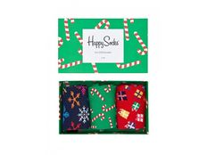 Calzino Happy Socks Holiday Xmas Gift Box Socks