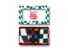 Calzino Happy Socks Royal Enfield Gift Box Socks