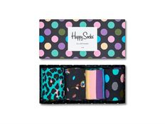 Calzino Happy Socks Stripe Gift Box Socks