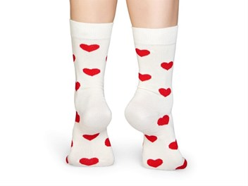 Happy Socks Heart Sock  big